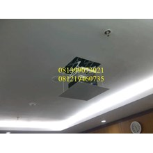 motorize projector gantung