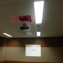 motorize lcd projector