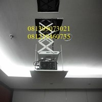 motorize projector bracket 1