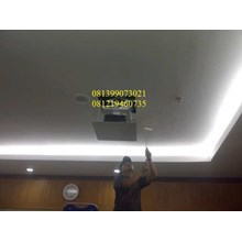 aneka motorize bracket projector