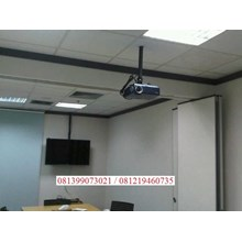 cieling lcd projector