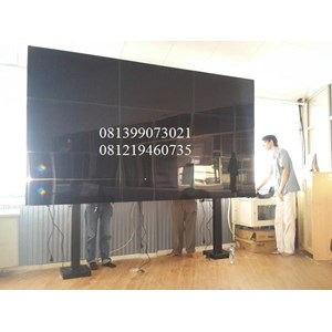 Sell video wall bracket 3 x 3 from Indonesia by Toko Teknik