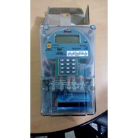 kWh meter itron prepaid 1