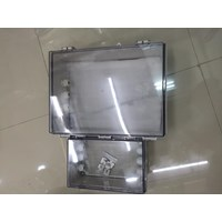 Jual junction box transparant