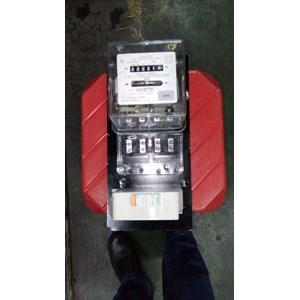 Alar Ukur Energi Kwh Meter Analog Lipuvindo