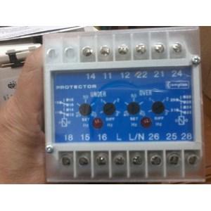 relay under over crompton 253-PVM