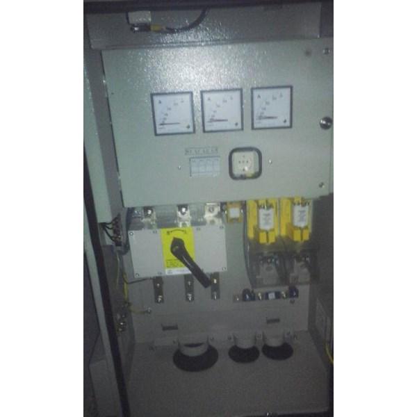 panel bagi TR 2 jalur