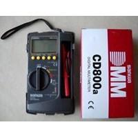 AVOmeter digital CD800A Sanwa 1