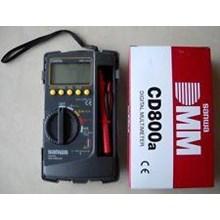 AVOmeter digital CD800A Sanwa