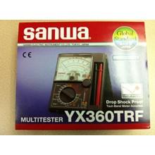 AVOmeter analog YX360TRF SANWA