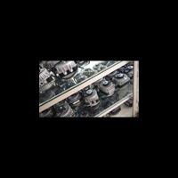 Distributor Fan motor Freezer Condenser 3