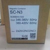 Kontaktor SC N3 FUJI ELECTRIC