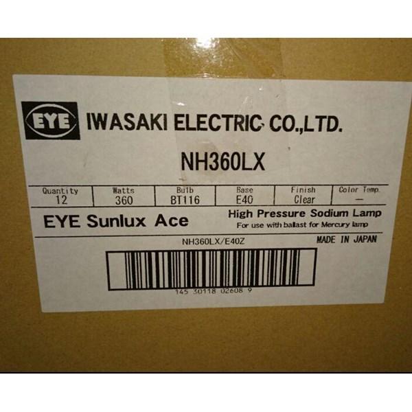 Lampu Sodium NH360LX 360W IWASAKI
