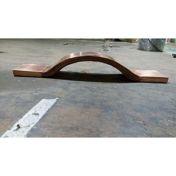 Flexible copper plate