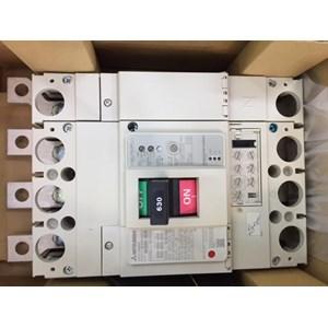 ELCB RCCB NV630SEW 4P630A MITSUBISHI