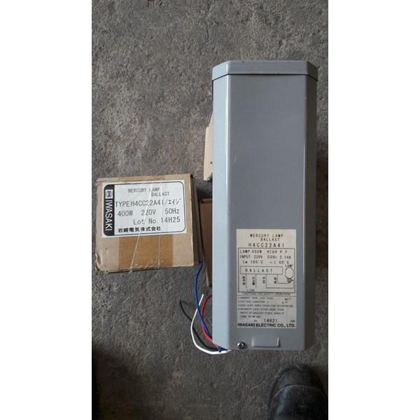 Ballast Lampu H4CC22A41 IWASAKI