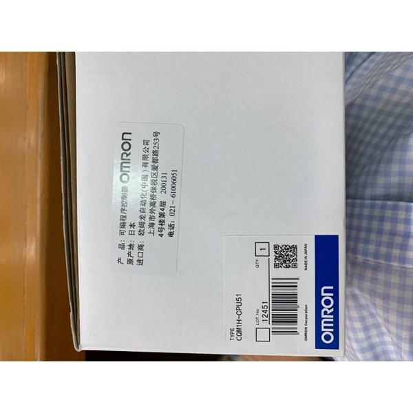 PLC CQM1H-CPU51 OMRON