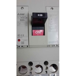 MCCB NF630SW 3P630A MITSUBISHI