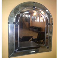 Jual Mirror Antique Moonstone