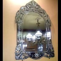 Cermin Classic Pearl