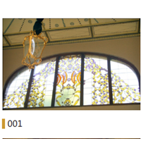 Stained Glass 001