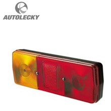 Aksesoris Mobil Hella 2397BULK  LIGHT STOP-TAIL 2 COMB 12V BLK RED AMBER