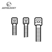 Cable Ties Hella 8333 STRAP TIEDOWN STD 3.2MM W 143MM LG NYLON