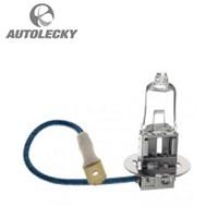 Car accessories Hella YC1255BL LAMP HALOGEN H3 55W 12V INCAND PK22S SINGLE PK 1