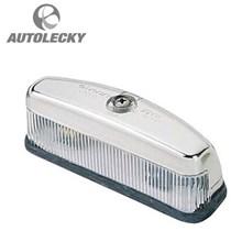 Aksesoris Mobil Hella 2557 LIGHT MARKER LICENCE PLATE 2 GLOBE HOLDER 12V WHT
