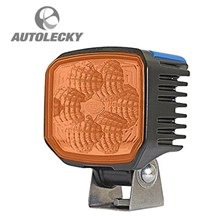 Aksesoris Mobil HELLA 1GA 996 288-041 WORK LAMP VEHR LED PB1500 9-33V 43W FOG