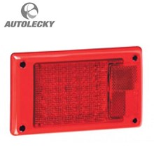 Aksesoris Mobil HELLA 2317 LIGHT STOP-TAIL LED 2W.9W 12-24V RED RED