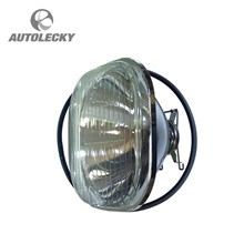 Lampu LED NORDIC 29-902 HEADLIGHT OVAL HIGH D1S & D2S HID LAMP 12-24V IP67