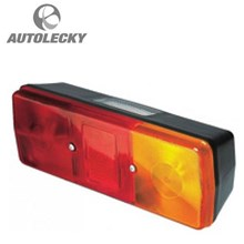 LED lights HELLA 2400 LIGHT STOP-TAIL 2 COMB 12-24V BLK RED-AMBER
