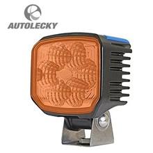 Lampu LED HELLA 1GA 996 288-041 WORK LAMP VEHR LED PB150 9-33V 43W FOG