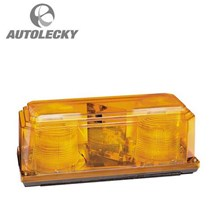 Lampu Rotary PRECO 5111 LIGHT WARNING 5111 DOUBLE 37W 3.2A 12-48W AMBER