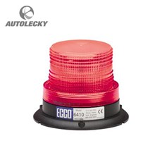 Lampu Rotary  ECCO 6410R LIGHT WARNING 6410 12-80V RED SINGLE FLASH