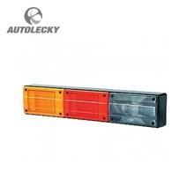 Lampu LED Lampu Stop LED 3 Kombinasi Vertical 9-33V Hella 2SK 959 040-541