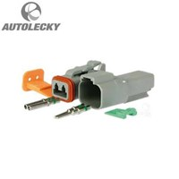 Aksesoris Mobil DEUTSCH ACX2910 CONNECTOR KIT DT 2-WAY 13A 14-18 AWG