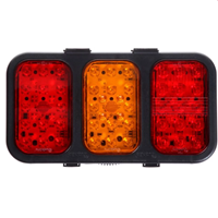 TruckLite 45422 LED REAR FOG LIGHTS & S-T & TURN SIGNAL LIGHT MODULE