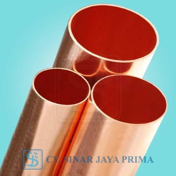 Pipa Tembaga Batang GEVER ASTM B280