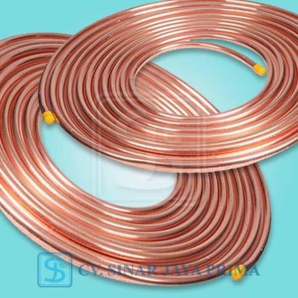 Pipa Tembaga Rol GEVER  ASTM B280