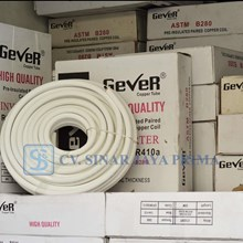 AC Gever pipe with size 3 - 4 PK 3/8