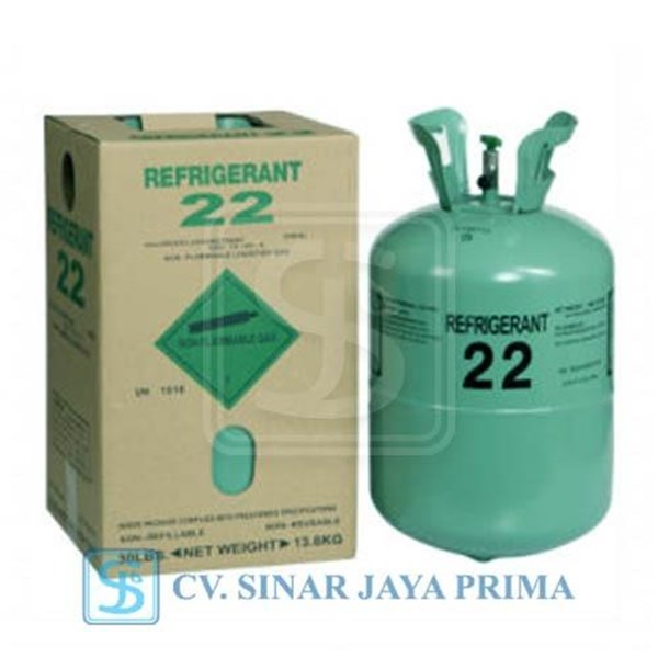 Freon R22 Merk Refrigerant