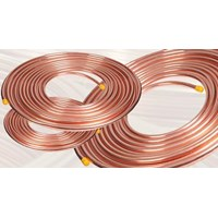 Pipa Tembaga Roll ASTM B280 3/4