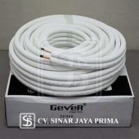 Jual Pipa AC Gever 1/4 + 1/2 panjang 30 meter 2