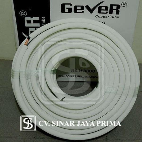Pipa AC Gever 3/8 + 5/8 panjang 30 meter
