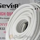 Pipa AC Gever 3/8 + 3/4 panjang 30 meter 1