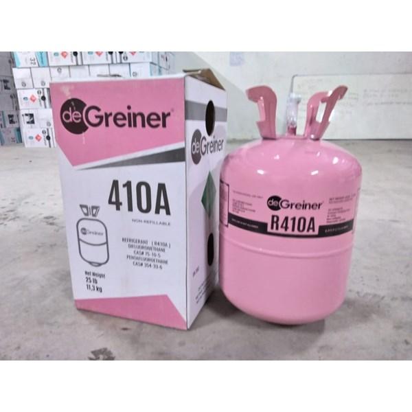 FREON AC R410A MERK DEGREINER