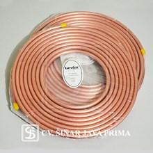 Copper Pipe Roll 1/4 Inch