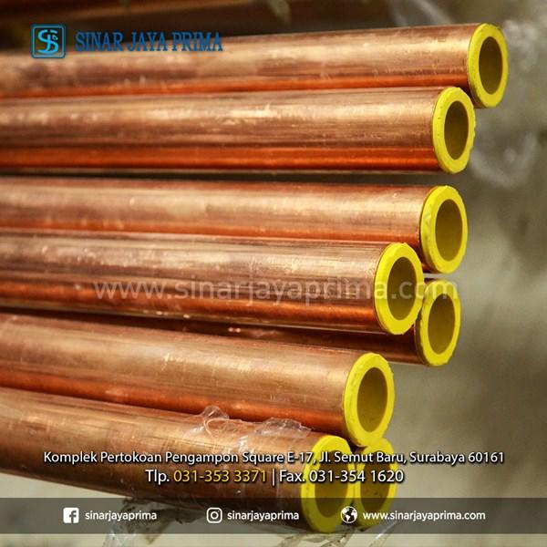 Pipa Tembaga Batang 6 mm